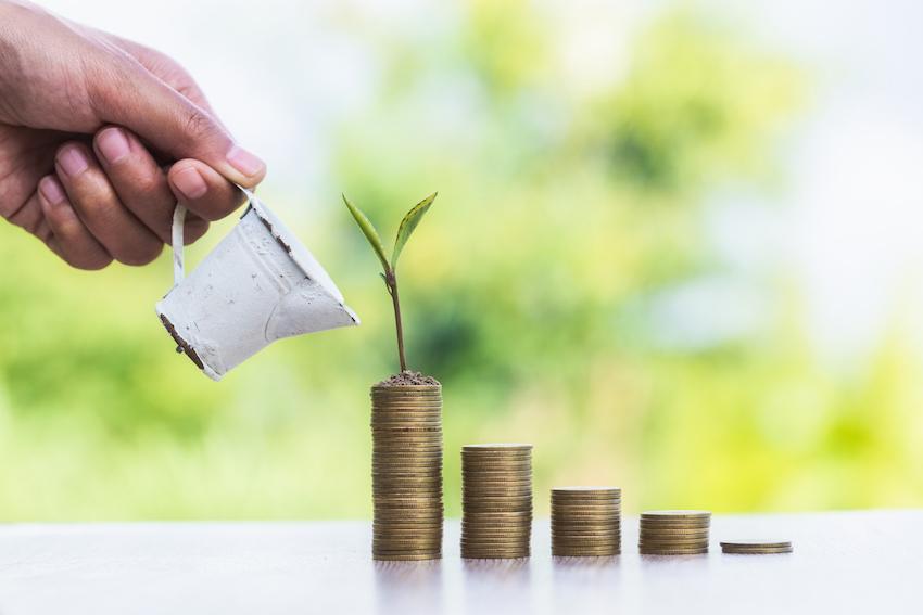Få pengarna att växa genom att initiera ett lån